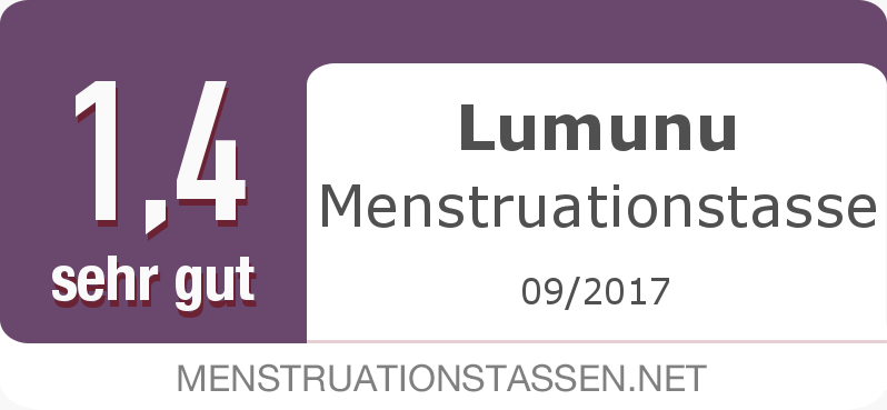 Testsiegel: Lumunu