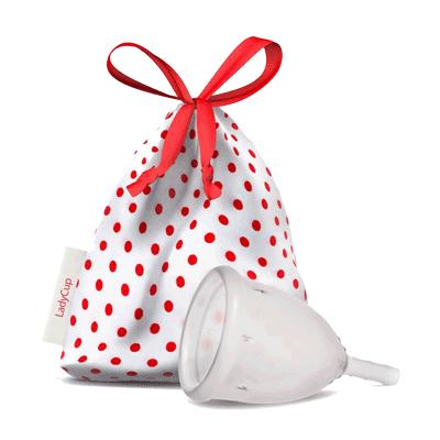 Die Menstruationstasse von LadyCup